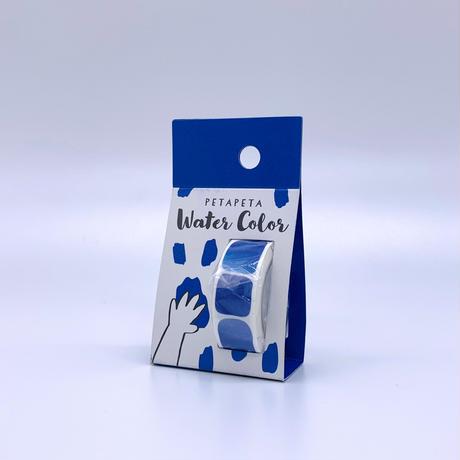 ペタペタ ウォーターカラー BLUE