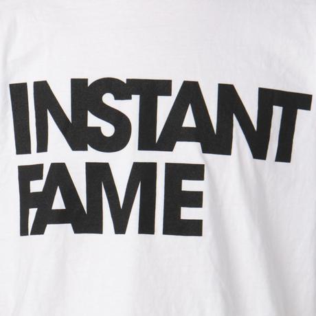 パーマネントロゴ レギュラーサイズTシャツ (T-19-003-SS)