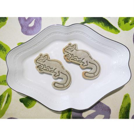 フクモモスタンプクッキー型