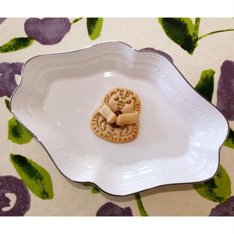 ハリネズミスタンプクッキー型  抱っこ