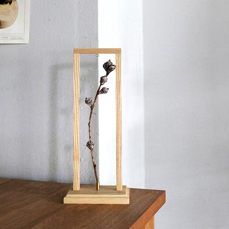HOLLOW frame / N  / Ash