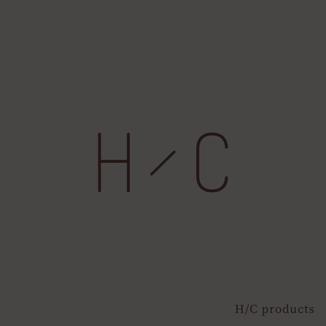 H/C / FOREST CLOTH FRAGMENT / 線 - sen -