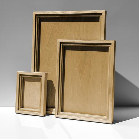 FILL frame / A4 size / Ash