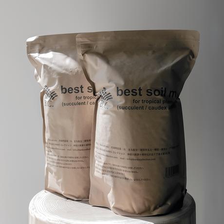 Best Soil Mix / 中粒 / 園芸用土 / 3ℓ× 2袋