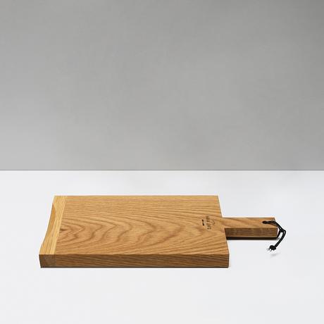 SKEW cutting board / S  / Oak