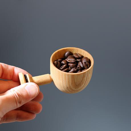 LEHTO coffee measure spoon / Ash