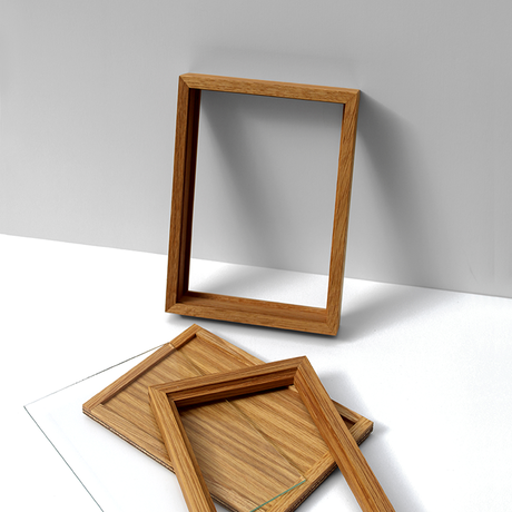 FILL frame / A3 size / Oak