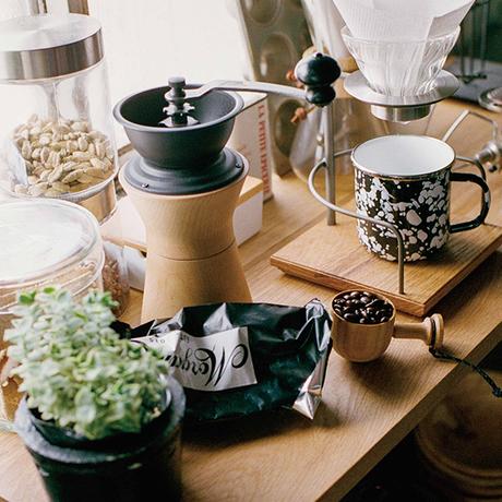 LEHTO coffee measure spoon / Maple