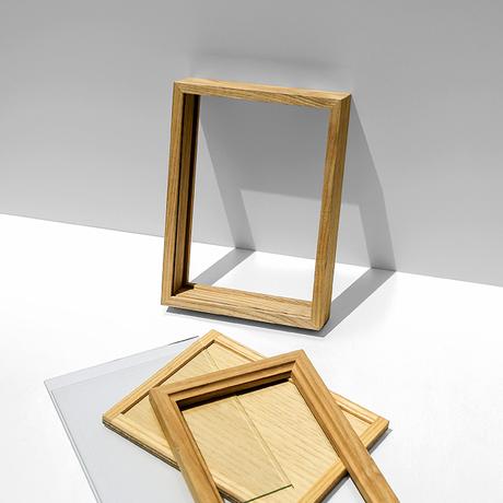 FILL frame / POSTCARD size / Ash