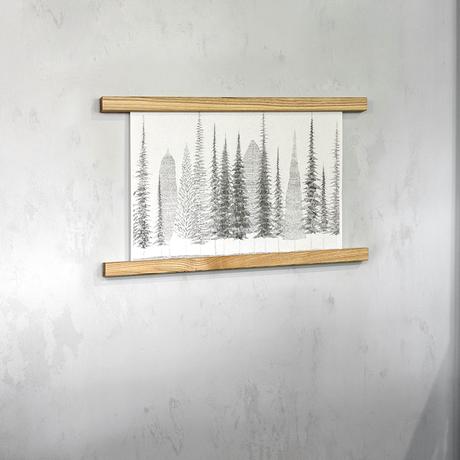 MINIMAL hanger / B2 / Oak