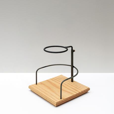 TURION drip stand  / Ash