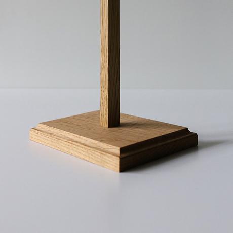 HORIZONTAL stand / N  / Oak