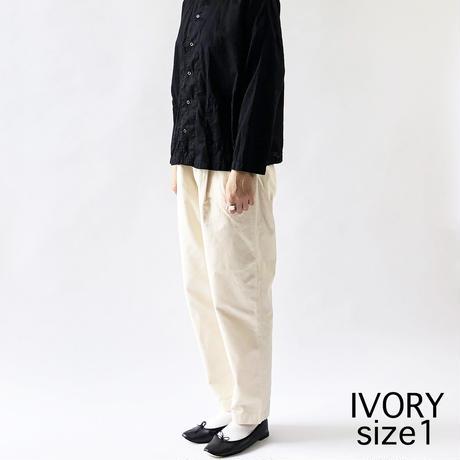 EASY EGG PANTS CHINO CLOTH(チノ イージーエッグパンツ)A11913