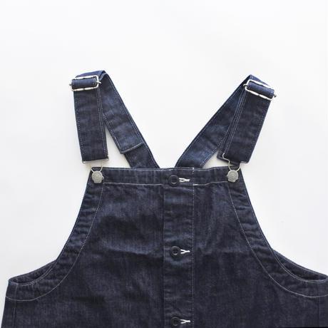 DENIM CLOTH OVERALLS(デニム オーバーオール)A12007