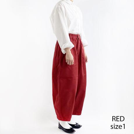 【新色】CIRCUS PANTS _ RED(サーカスパンツ レッド)A11709 _25