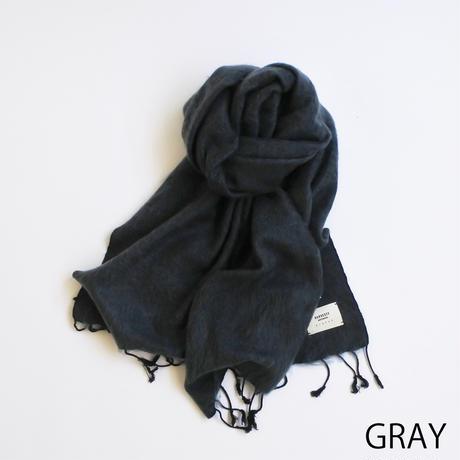 【2020秋冬】HOMESPUN STOLE(手織りストール) A92002