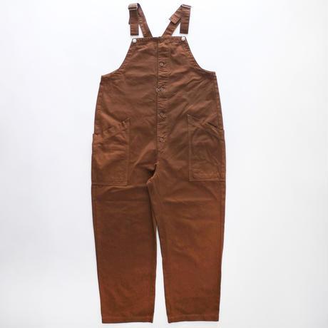 CHINO CLOTH OVERALLS(チノ オーバーオール)A12008