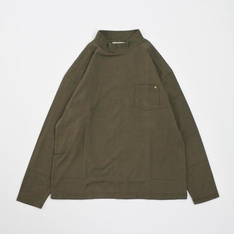 MOCK NECK  L/S T-SH (モックネックロンT)  A52008