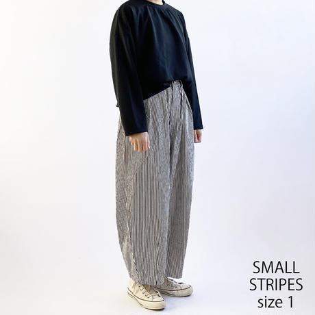 【2021春夏】STRIPES CIRCUS PANTS(ストライプサーカスパンツ)A12108