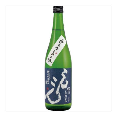 ギフトセット〈高清水の人気もの〉純米吟醸 阿佐緒+特別純米こんこん