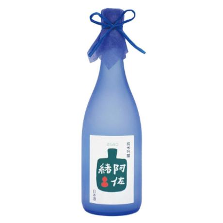 ギフトセット〈栗原の贈りもの〉純米大吟醸 はさまや+純米吟醸 阿佐緒