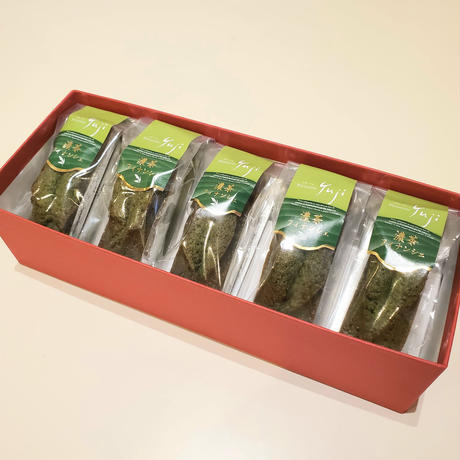 濃茶フィナンシェ(5個入)