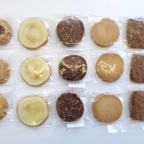 クッキー詰め合わせ15枚入り(5種類)