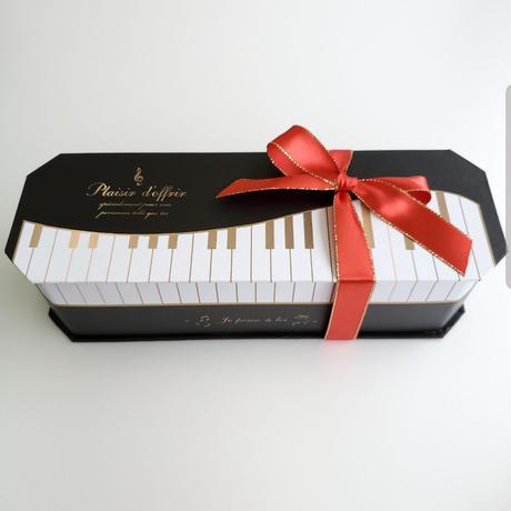 ピアノボックス(焼き菓子7個 ティーパック2個入)