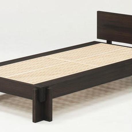 組子ベッド HASHBED(シングルヘッド有り)
