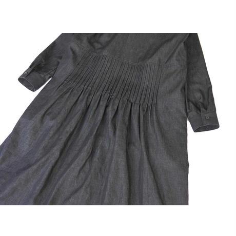 タックシャツワンピース