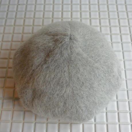 marron-alpaca wool- GY