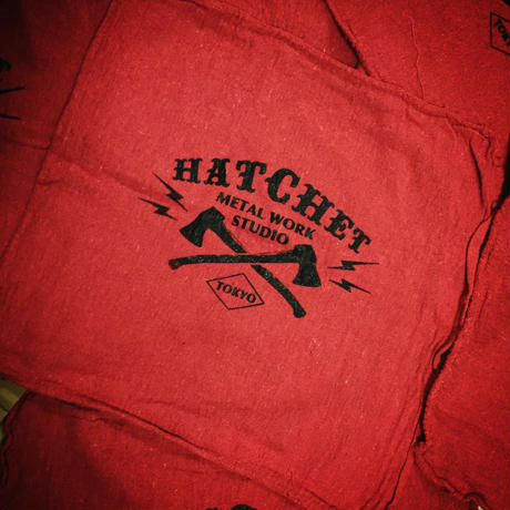 """HATCHET"" SHOP RAG"