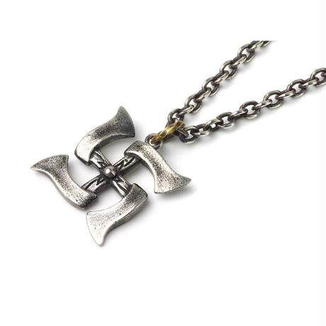 "Silver925 HT-6-S ""HATCHET"" Top"