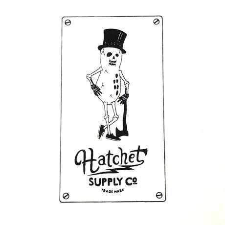 """""""HATCHET"""" Sticker Sheet"""