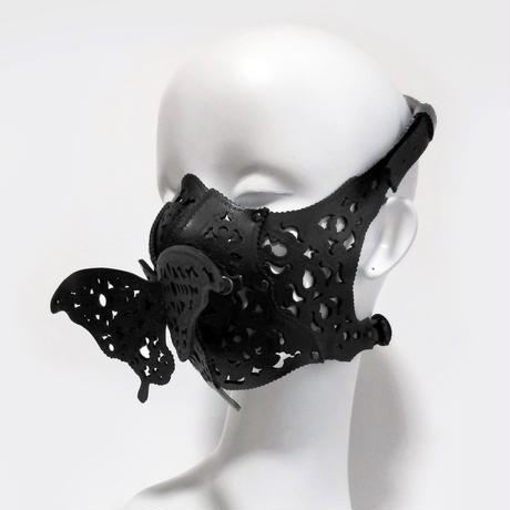 Butterfly mask