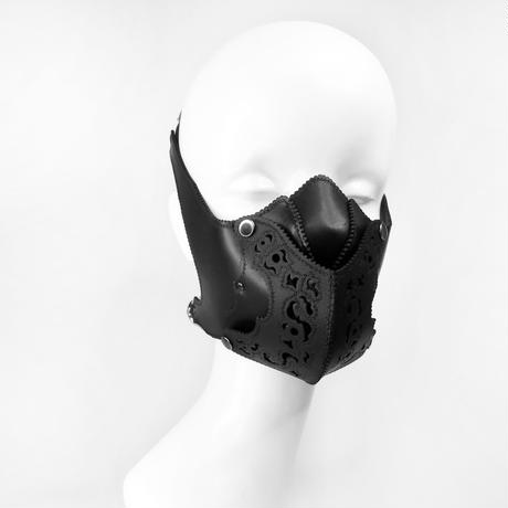 Lace cover mask