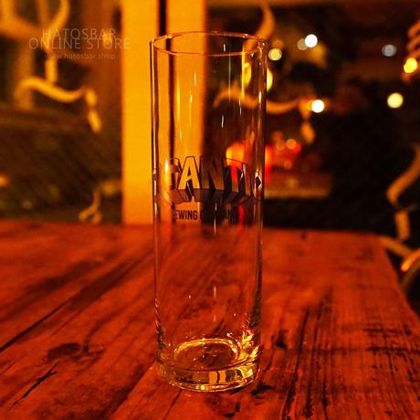 """GIGANTIC """"AMERICAN LAGER GLASS"""" x 2set  ジャイガンティック アメリカンラガーグラス x 2個セット"""