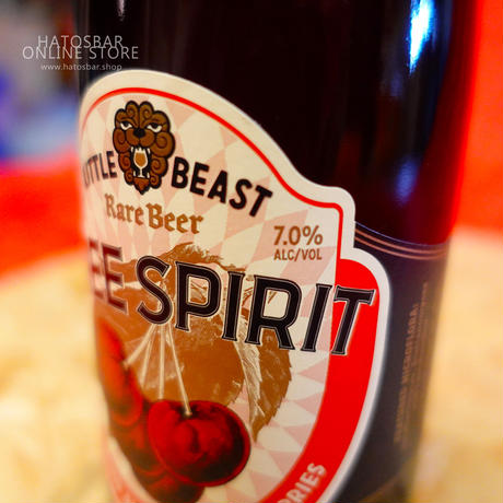 "BOTTLE#43『TREE SPIRIT』""トゥリースピリット""  Fruit beer/7.0%/375ml by LITTLE BEAST Brewing"
