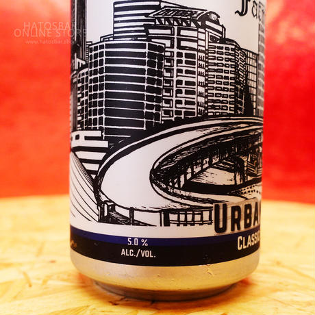 "CAN#111『URBAN ENCORE』""アーバンアンコール"" Classic Farmhouse Ale/5.0%/473ml by Logsdon Farmhouse Ales"