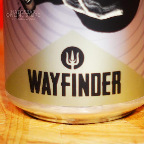 """CAN#145『Terrifica』""""テリフィカ"""" Italian-Style PILSNER/4.7%/473ml by WAYFINDER Beer."""