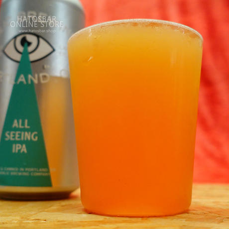 "CAN#56 『ALL SEEING IPA』 ""オールスィーイング"" IPA/7.3%/473ml by BAERLIC Brewing."