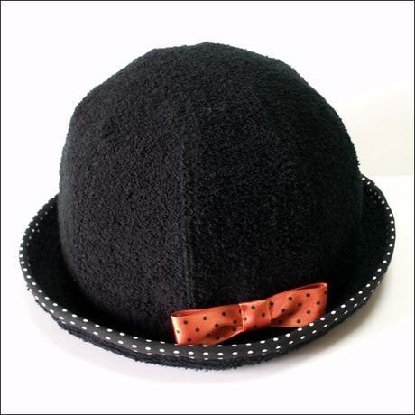 Pile bowler hat