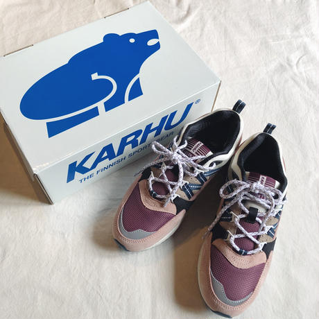 <再入荷>KARHU カルフ  FUSION2.0   スニーカー  MISTY ROSE / REFLECTING POND(ミスティーローズ)