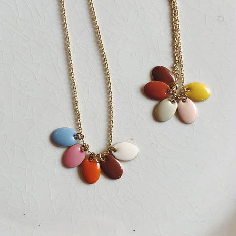 Titlee ティトゥリ Necklace BROOKLYN カラフルネックレス
