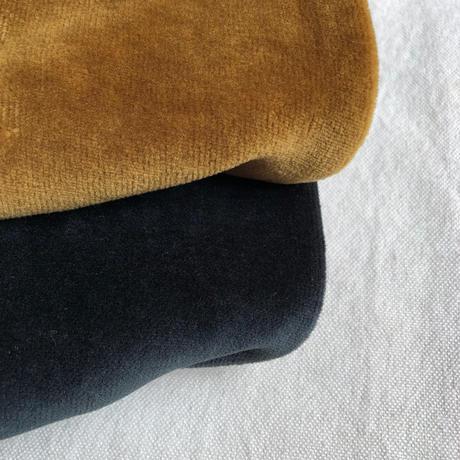 EMILE ET IDA エミールエイダ   ベロアジョガーパンツ (2color)