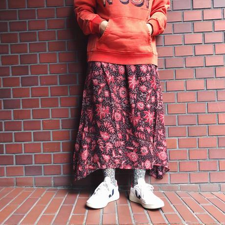 LEON&HARPER  レオンアンドハーパー  Jiz  アシンメトリーヴィスコーススカート