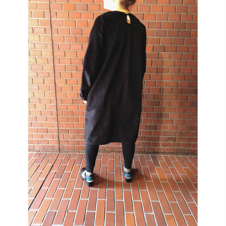 LE VESTIARE DE JEANNE  ル ヴェスティエール ド ジャンヌ UNIFORME ROBE-MANCHES LONGUES ロングスリーブワンピース
