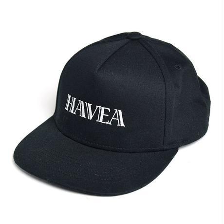【HAVEA】ベーシックロゴキャップ 2nd