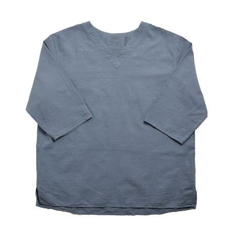 <Free Rage> 綿麻 スリーピングシャツ