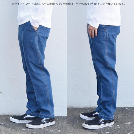 <BIG MIKE> ピンタック デニム パンツ 【ビッグマイク】